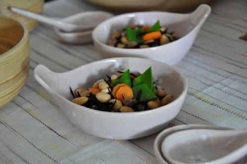 Hijiki & Soya Beans Nimono