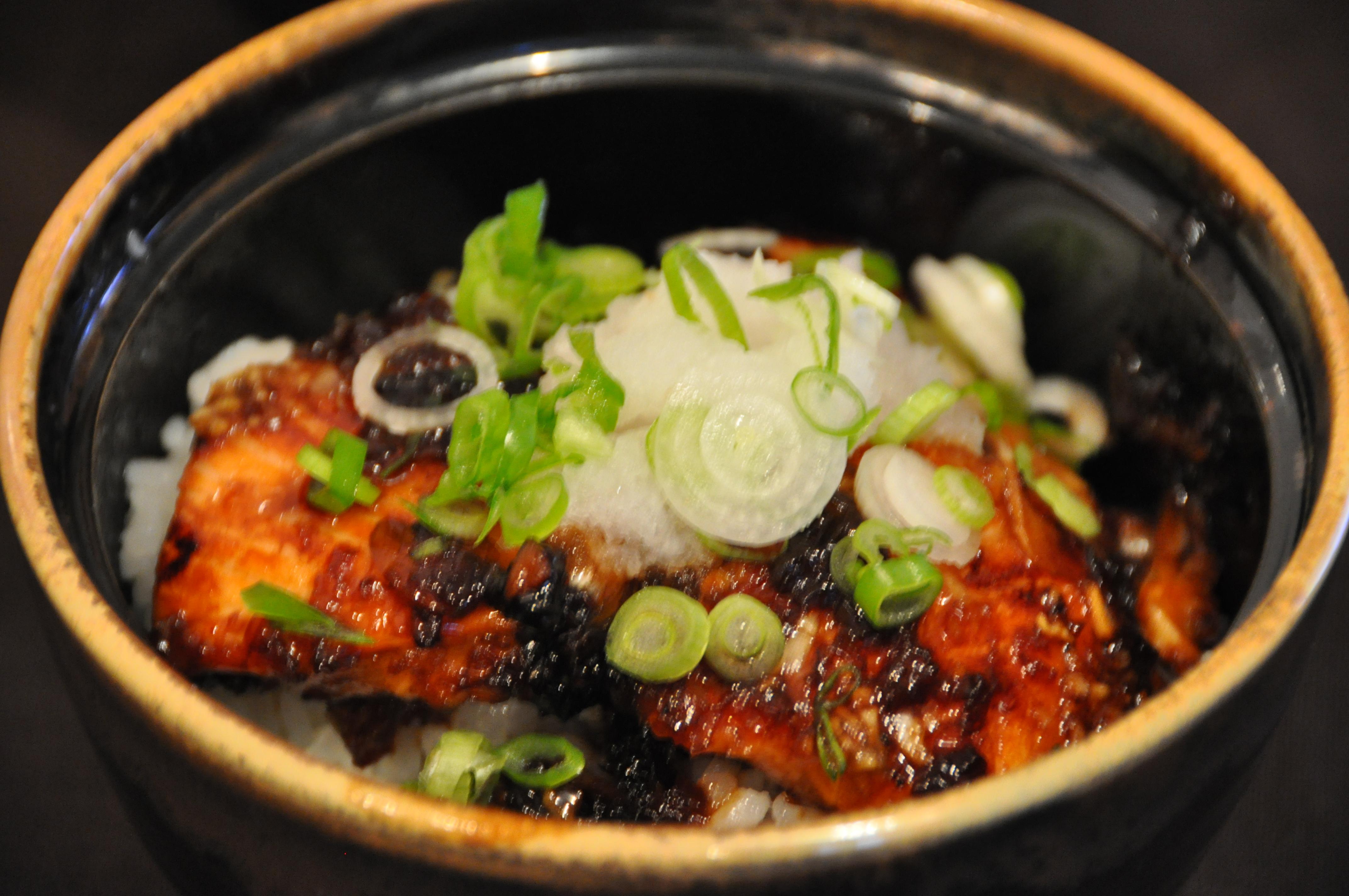 Teriyaki Salmon Donburi Japangourmet S Blog